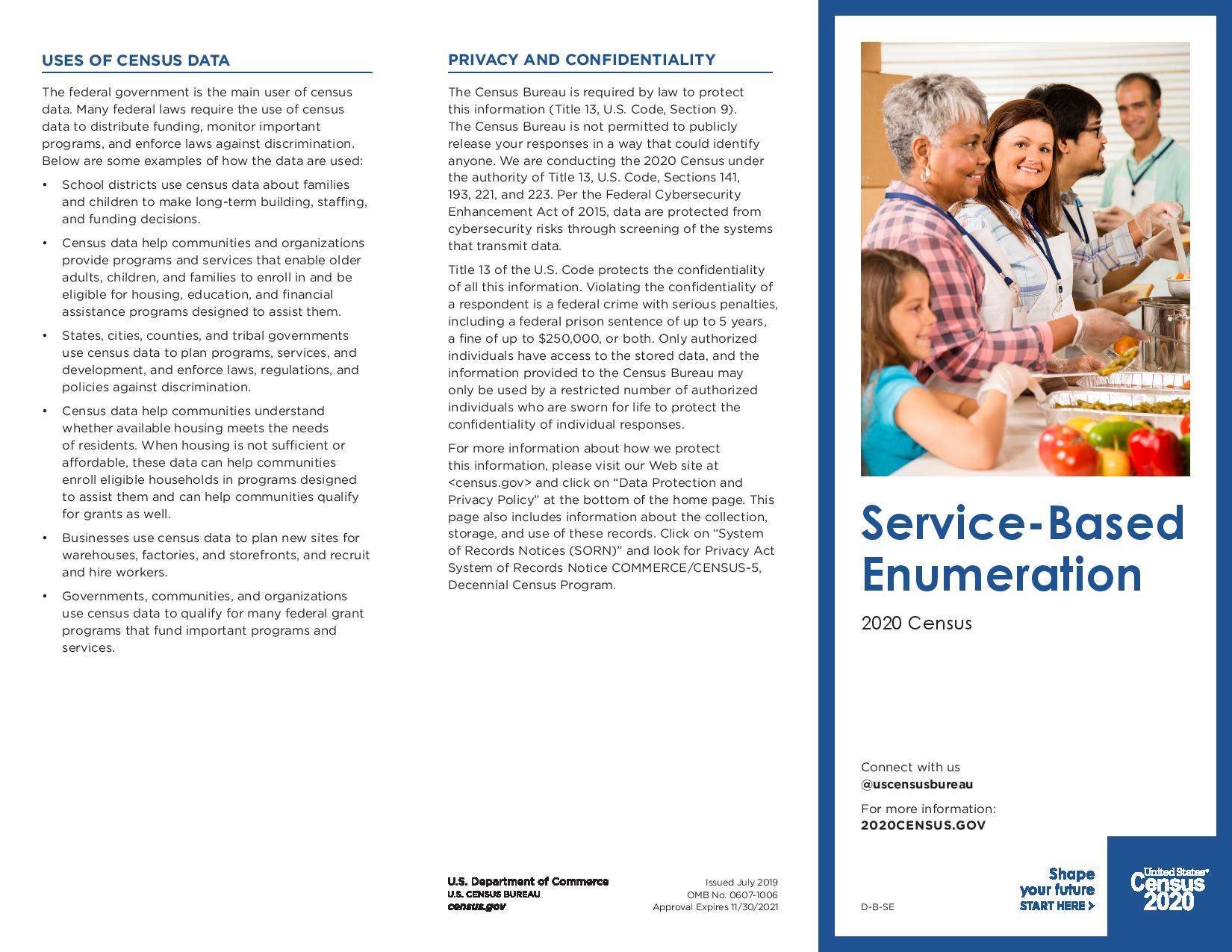 Service-Based Enumeration Brochure_D-B-SE
