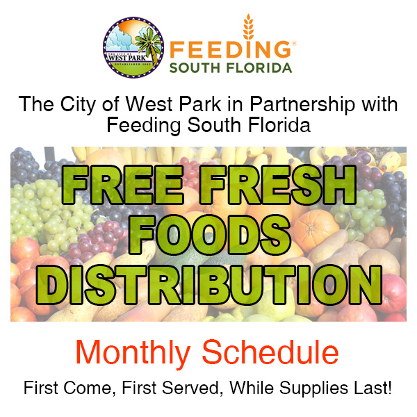 Free Fresh Food Distribution