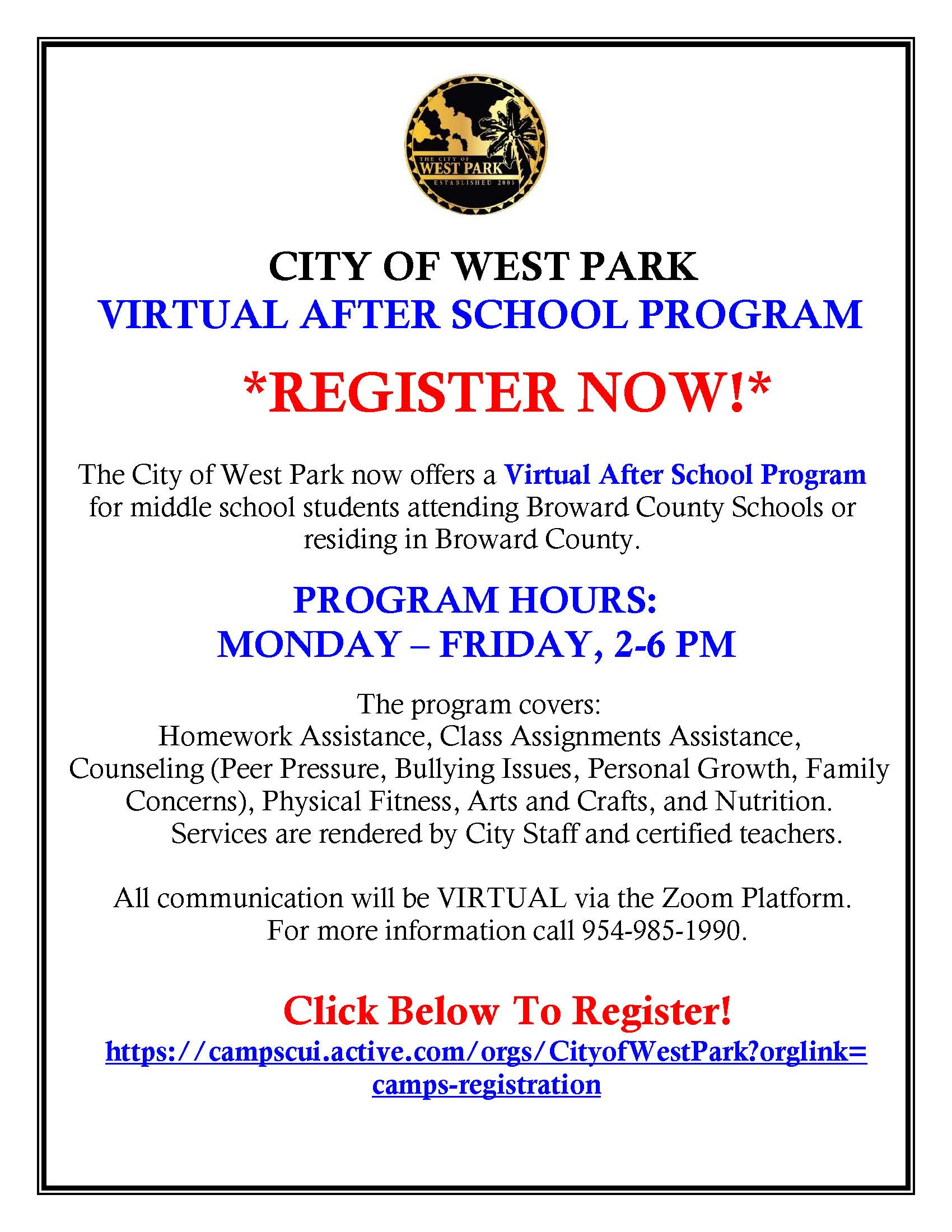 Virtual After School Program Registration Flyer.pdf
